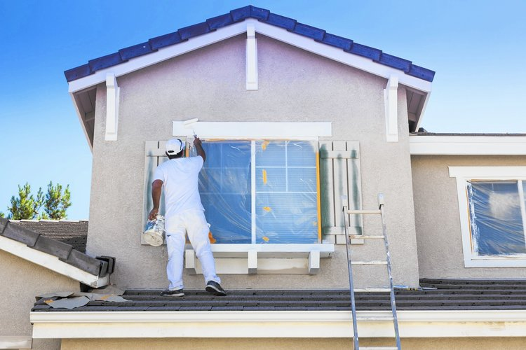 exterior painting in Pittsburgh