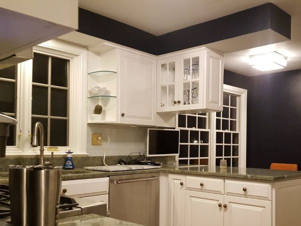 Pittsburgh painting contractor cabinets